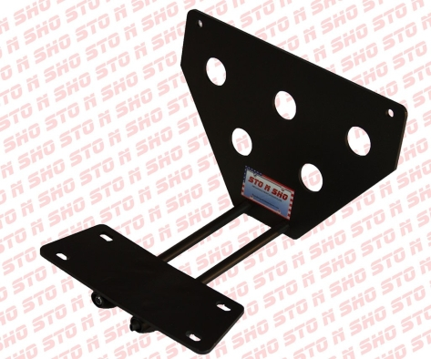 Removable License Plate Bracket
