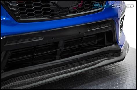 OLM VA Style Carbon Fiber Lip - 2018+ WRX / 2018+ STI