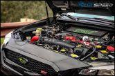 InterTek Top Mount Intercooler Grille - 2015+ STI