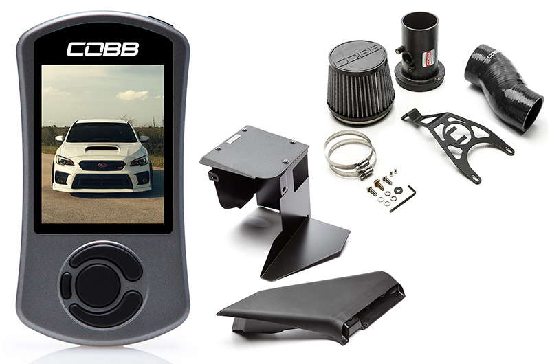 Cobb Tuning Subaru Stage 1+ Power Package
