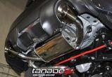 Tanabe Revel Medallion Touring-S Exhaust System - 2013-2020 FR-S / BRZ / 86