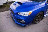 HT Autos Curved V2 Front Lip - 2015+ WRX / 2015+ STI