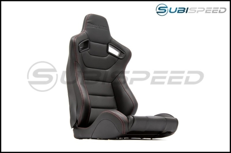Braum Elite Series Racing Seats (Red Stitching) - Universal