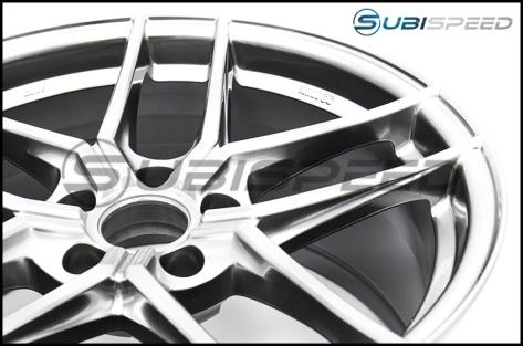 Enkei TY5 18x9.5 +35mm Hyper Silver - 2015+ WRX / 2015+ STI