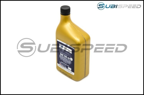Subaru 5W30 Synthetic Motor Oil (1 Quart)
