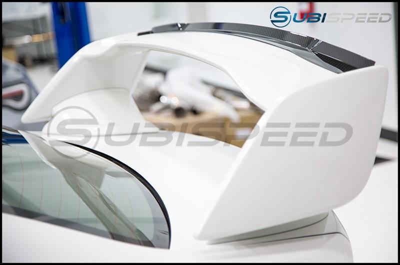 SubiSpeed Carbon Fiber Pro Gurney Flap