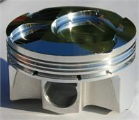 CP Low Comp Forged 2618 Pistons 10:1