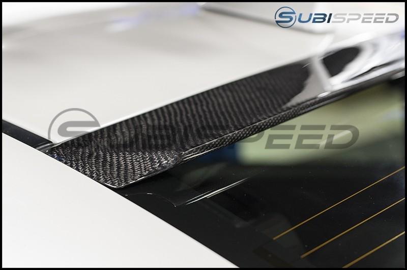Carbon Reproductions Kaze Carbon Fiber Roof Spoiler