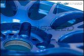 Work Emotion M8R 18x9.5 +38mm Candy Apple Blue - 2015+ WRX / 2015+ STI