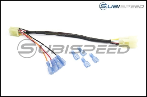 SubiSpeed Quick Connect Plug and Play Harness for Rear Brake / Fog Lights - 2015+ WRX / 2015+ STI