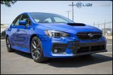 Grimmspeed Front License Plate Relocation Kit - 2018-2020 Subaru WRX & STI
