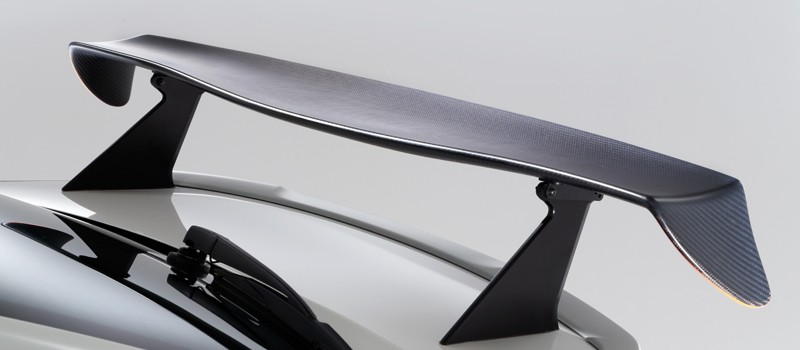 Prova Piano Black R Racing Wing