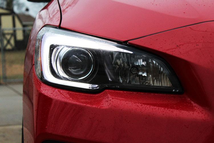 Diode Dynamics Switchback LED C-light DRLs for Headlights