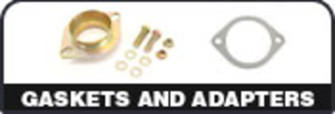 Gaskets and Adapters