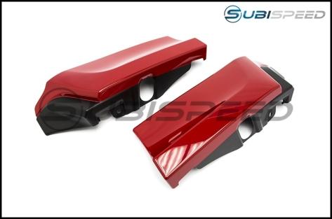 Subaru JDM Aero Splash Guards (rear) - 2015+ WRX / 2015+ STI