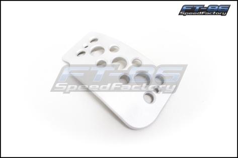 Billet Aluminum Sports Racing Pedals - 2015+ WRX / 2015+ STI / 2013+ BRZ