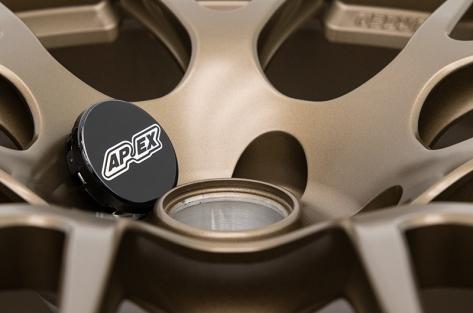 Apex Race Parts 17x9 +42 EC-7R Forged Satin Bronze - 2013+ FR-S / BRZ / 86
