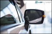 OLM Light Tunnel Turn Signal Indicator - 2015+2021 Subaru WRX & STI / 2014-2018 Forester / 2013-2017 Crosstrek