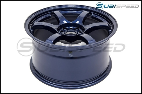 Gram Lights 57DR 18x9.5 +38mm Eternal Blue Pearl