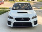 Sticker Fab Special Edition Dark Smoked Carbon Head Light Overlays - 2015-2021 Subaru WRX & STI