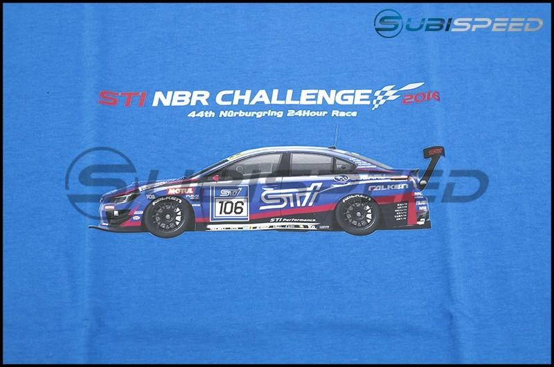 Limited Edition Subaru NBR 2016 Commemorative T-shirt