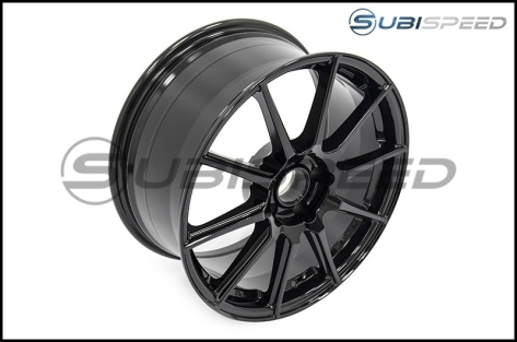 Enkei TS10 18x8.5 +35mm Gloss Black - 2015+ WRX / 2015+ STI