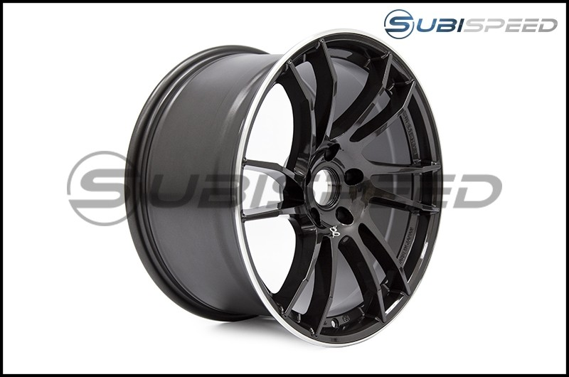 Gram Lights 57XTC 18x9.5 +38 Super Dark Gunmetal