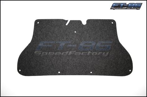 Subaru OEM Carpeted Trunk Liner - 2013+ FR-S / BRZ / 86