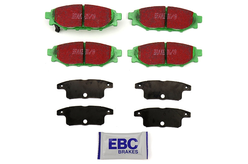 EBC Brakes Greenstuff Rear Brake Pads