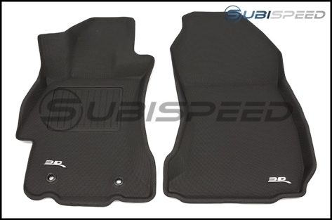 3D Maxpider Heavy Duty All Weather Floor Mats - 2015-2020 WRX / 2015-2020 STI / 2013-2017 Crosstrek