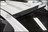 Carbon Reproductions Kaze Carbon Fiber Roof Spoiler - 2015+ WRX / 2015+ STI