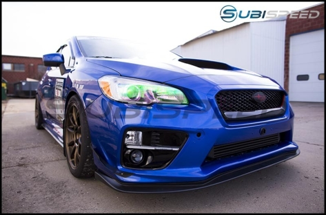 HT Autos Full Body Kit V2 - 2015+ WRX / 2015+ STI