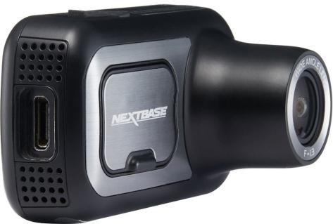 NextBase Dash Cam 422GW - 1440p Quad HD 30 FPS / 1080p HD 60 FPS 2.5in IPS Touch Screen (Incl Alexa) - Universal