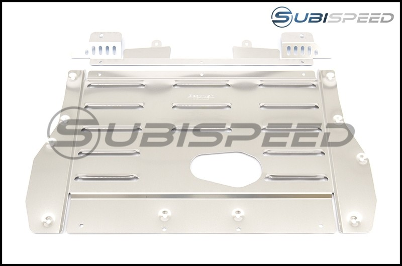 Beatrush Aluminum Front Diffuser Panel