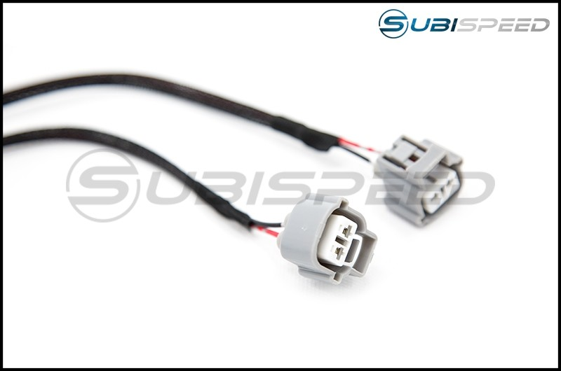 OLM Facelift Foglight Bezel Turn Signal Quick Connect Harness for LED Headlights