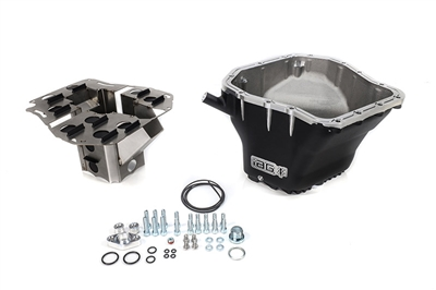 IAG Performance EJ Competition Series Oil Pan with Removable Comp Series Lower Baffle