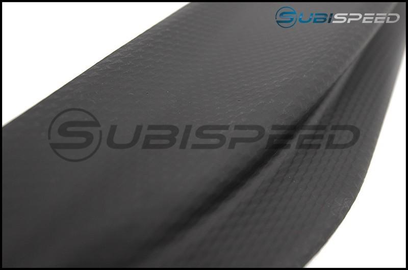 GCS TRD Style Textured Finish Aero Fins