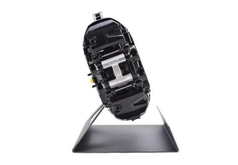 AP Racing Front Black 4 Piston Radi-CAL Brake Kit System, Slotted Rotors (355x32mm) by STILLEN