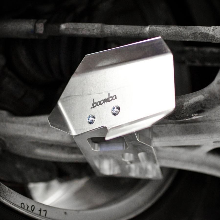 Boomba Brake Cooling Deflector