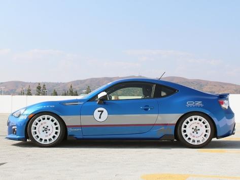 Rally Innovations Side Splitter - 2013+ FR-S / BRZ / 86