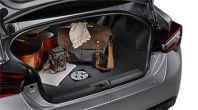 Toyota 86 Rear Trunk Carpeted Floor Mat - 2013+ BRZ