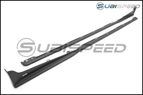 Subaru OEM STI Side Skirts - 2017-2020 Impreza