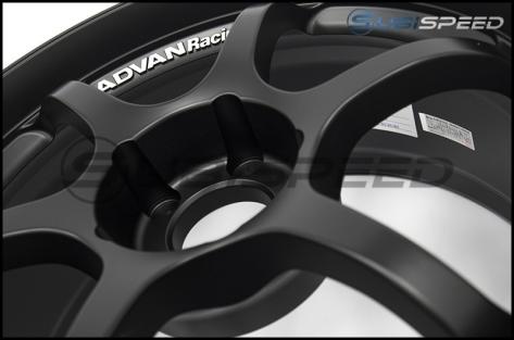 Advan RGD 18x9.0 +35 Matte Black - 2015+ WRX / 2015+ STI