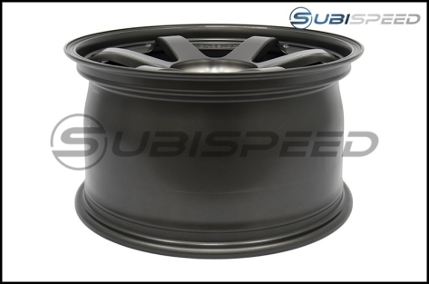 Volk TE37SL BK-II Forged Pressed Black 18x10 +29 - 2015+ WRX / 2015+ STI