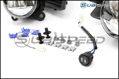 Subaru OEM LED Fog Light Kit