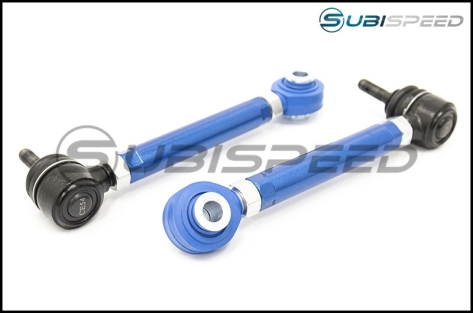 Cusco Adjustable Rear Toe Arms - 2015+ WRX / 2015+ STI