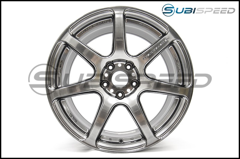 Work Emotion T7R 18x8.5 +38mm GT Silver - 2015+ WRX / 2015+ STI