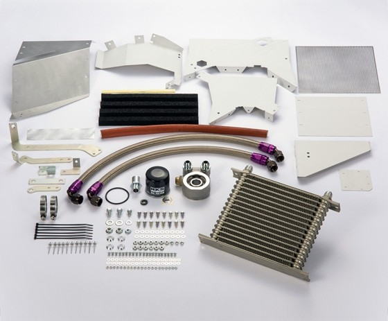 HKS Oil Cooler Kit