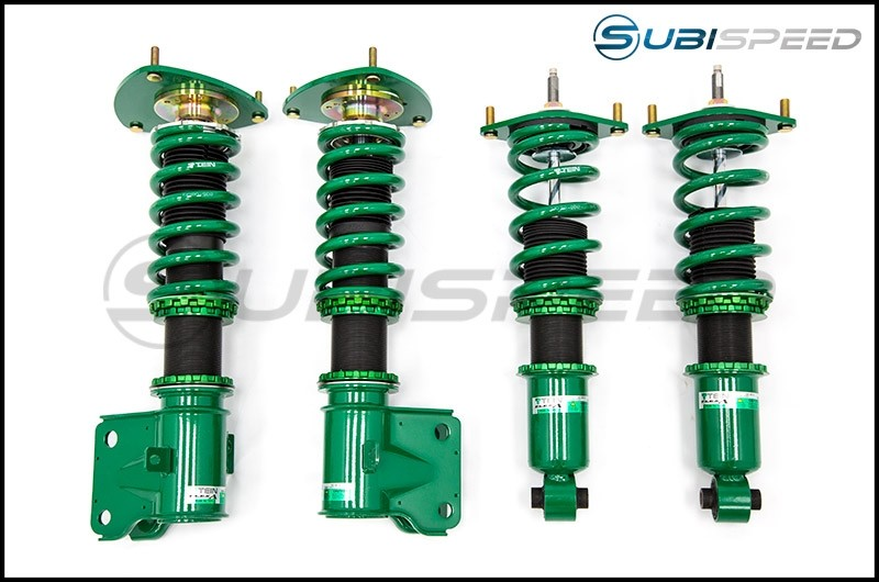 TEIN Flex A Coilovers with Hydraulic Bump Stop