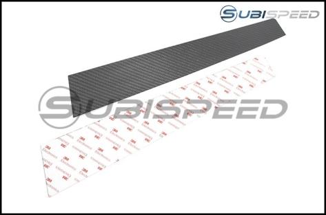 OLM S-line Carbon Fiber Door Trim - 2015+ WRX / 2015+ STI